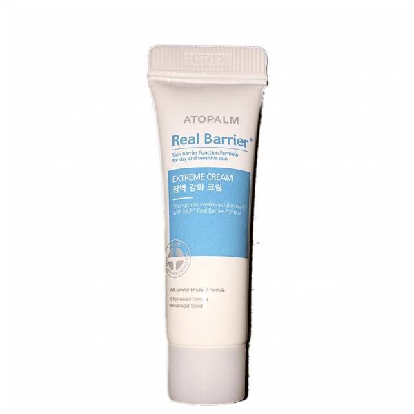 Защитный крем для сухой и чувствительной кожи Real Barrier Extreme Cream 10 ml
