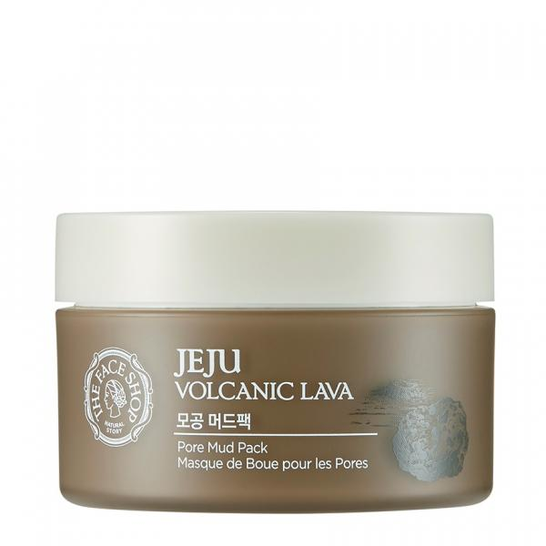 Очищающая маска для лица The Face Shop Jeju Volcanic Soil Pore Mud Pack