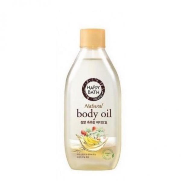 Увлажняющее масло для тела Happy Bath 250 ml
