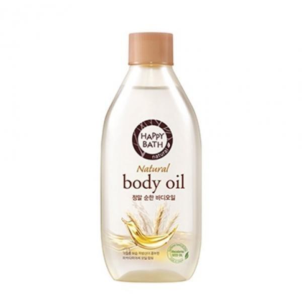 Питательное масло для тела Happy Bath 250 ml