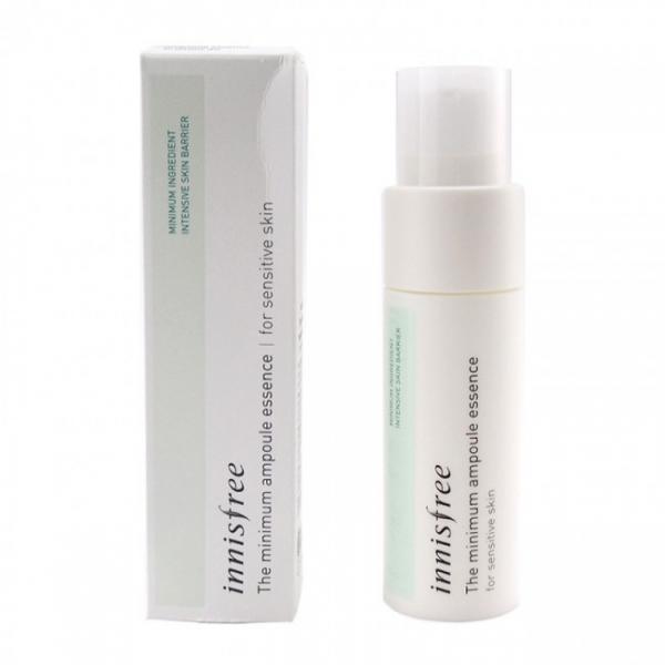 Гипоаллергенная эссенция для чувствительной кожи INNISFREE The Minimum Ampoule Essence