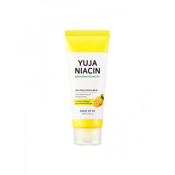 Пилинг-гель для осветления кожи лица Some By Mi yuja niacin brightening peeling gel 120 мл