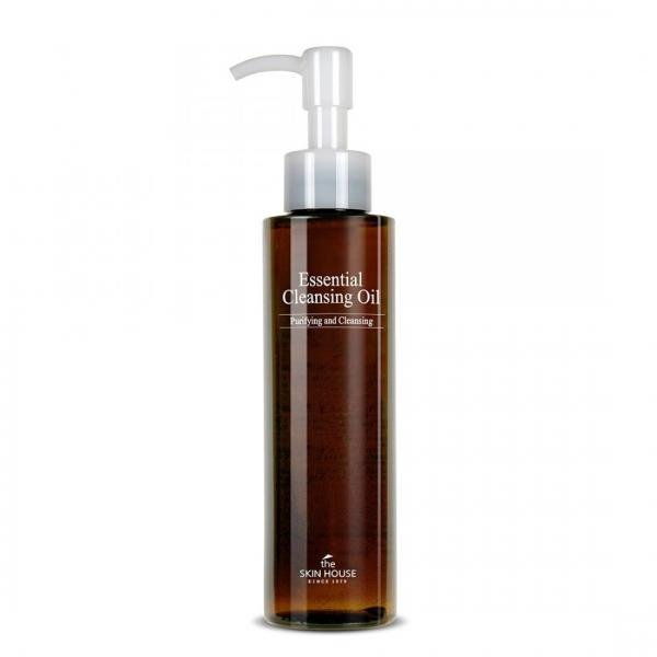 Гидрофильное масло с подсолнечником, оливой и шиповником The Skin House