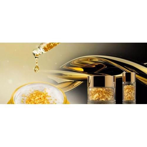 Полезные свойства золота в корейской косметике